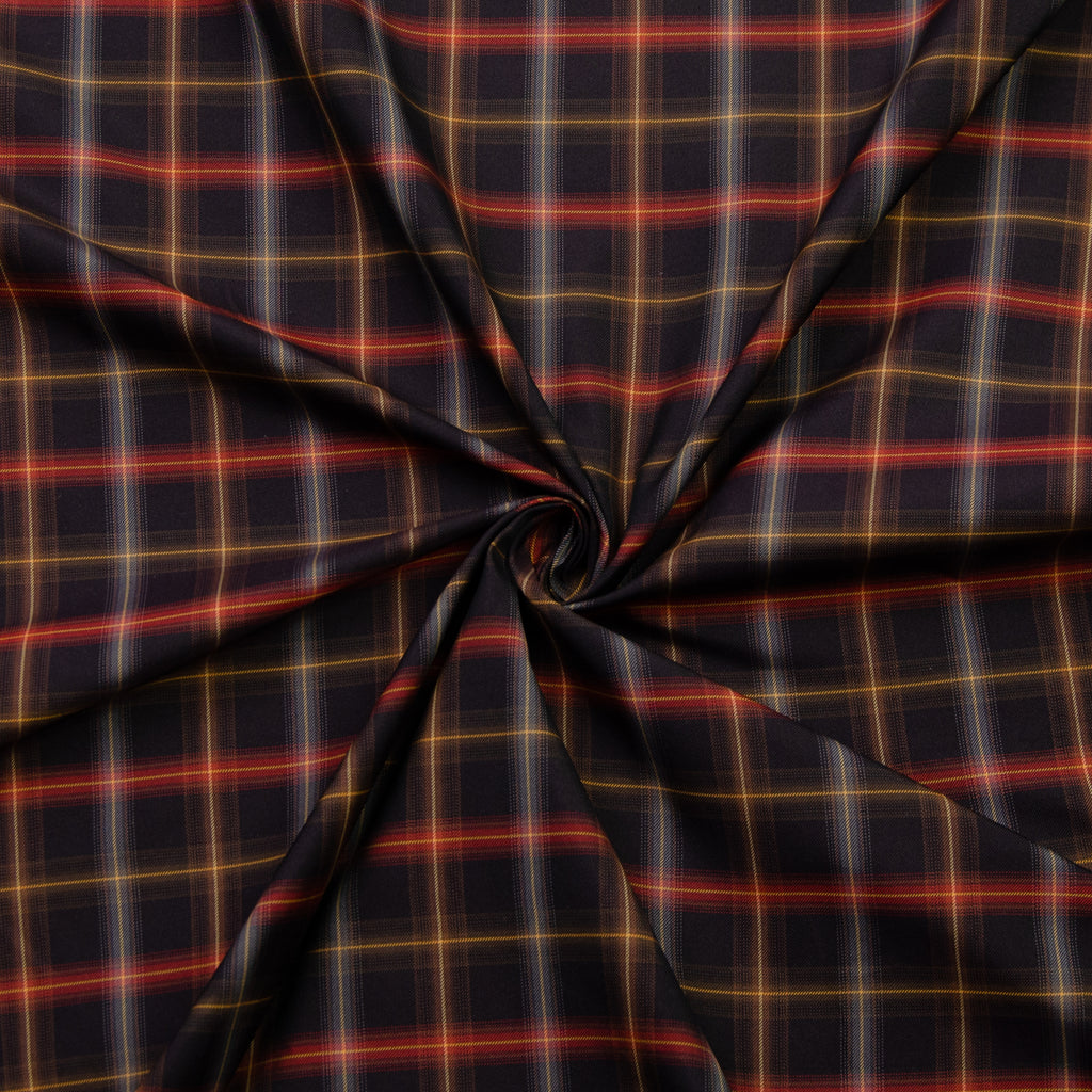 Alexey Plaid Polyester