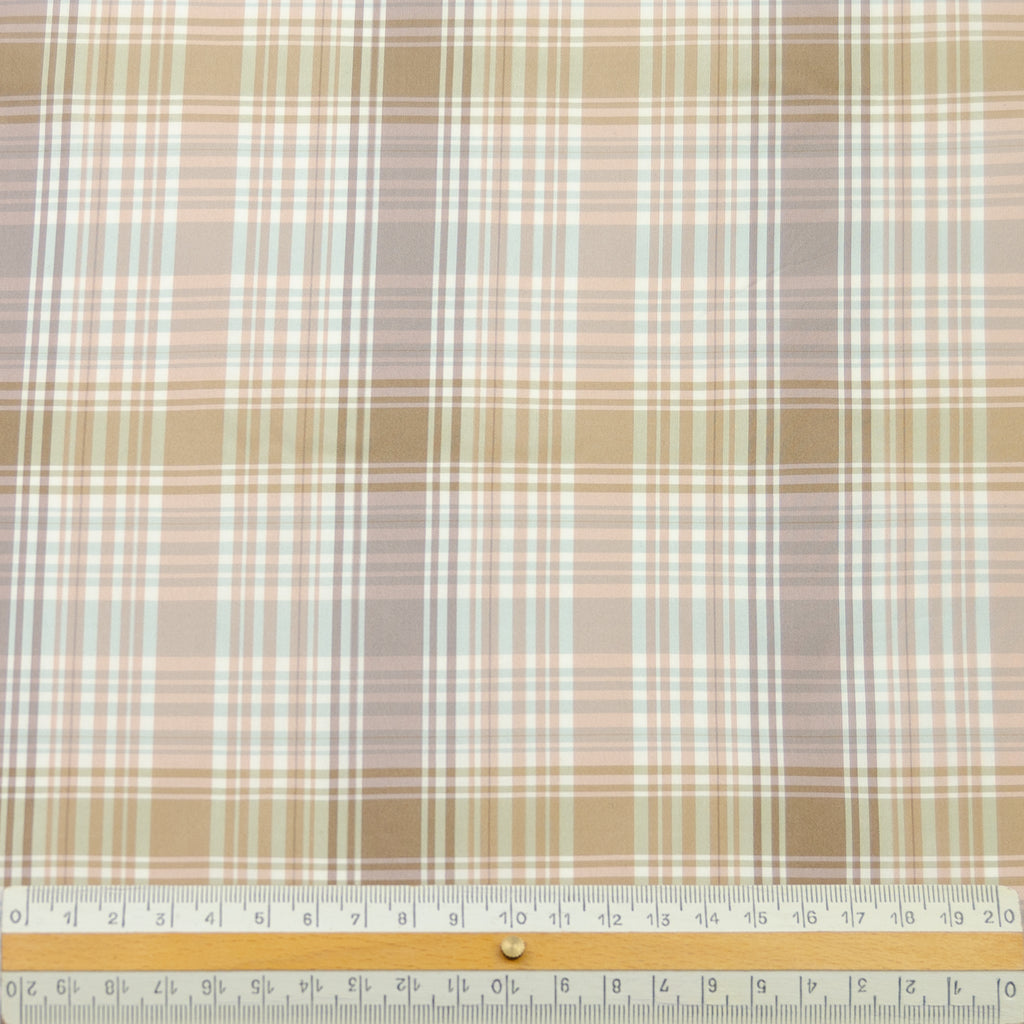 Ali Plaid Acetate Lining