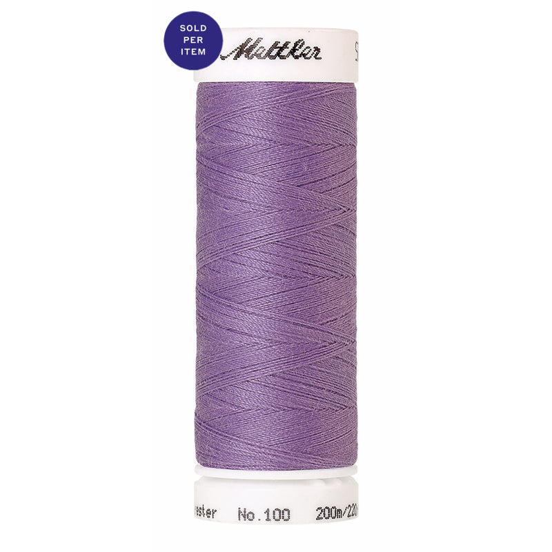 Sewing thread Seralon 0009 Amethyst