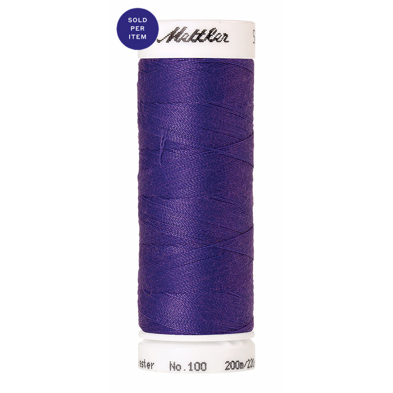 Sewing thread Seralon 0013 Venetian Blue