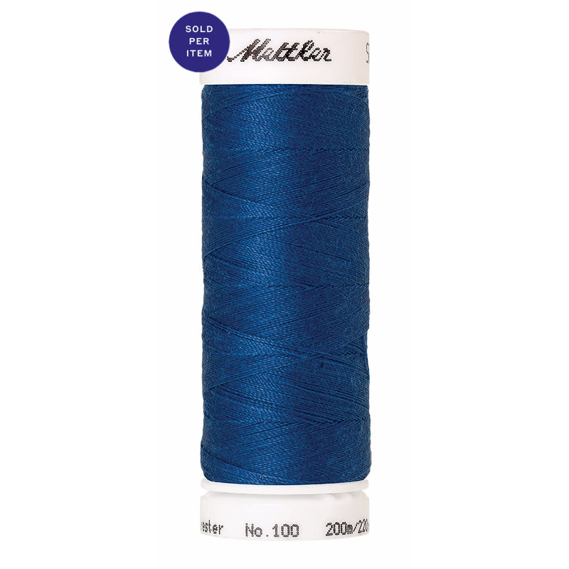 Sewing thread Seralon 0024 Colonial Blue
