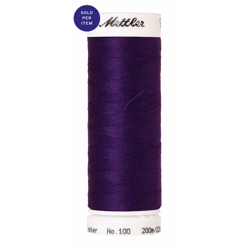 Sewing thread Seralon 0046 Deep Purple