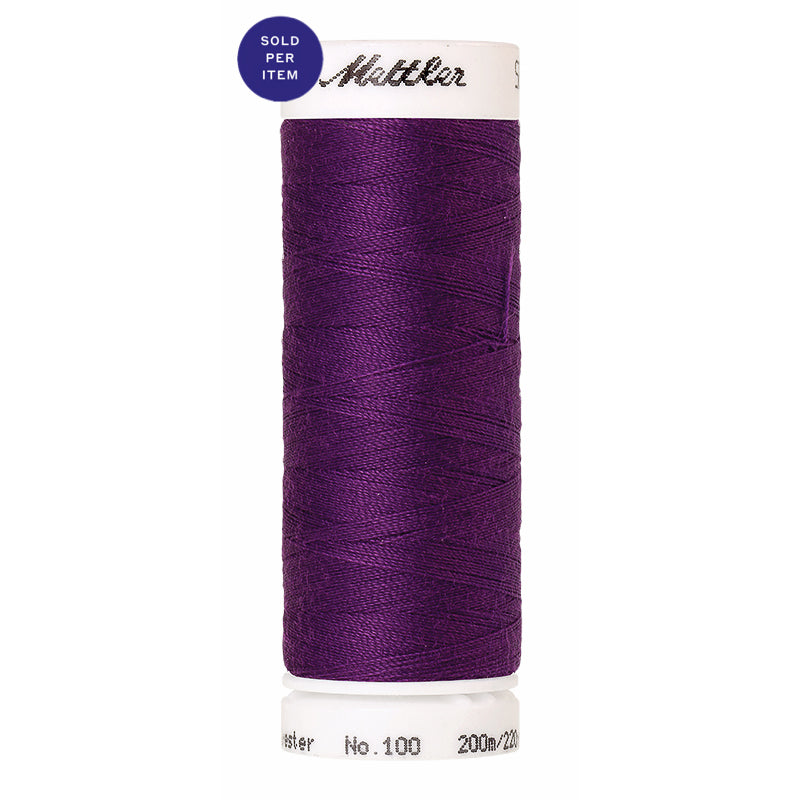 Sewing thread Seralon 0056 Grape Jelly