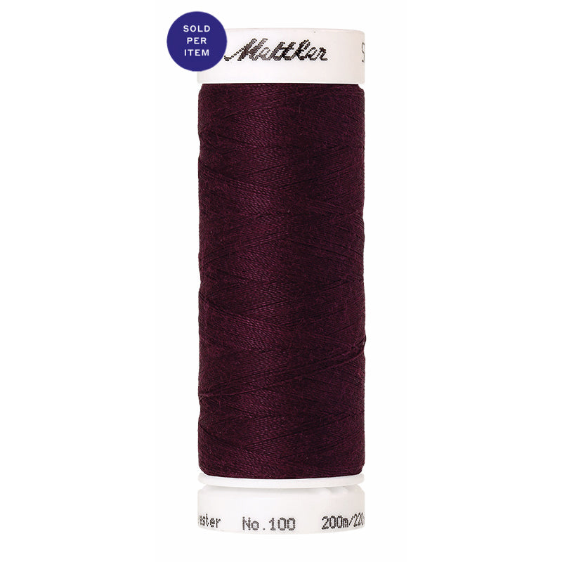 Sewing thread Seralon 0162 Red Onion