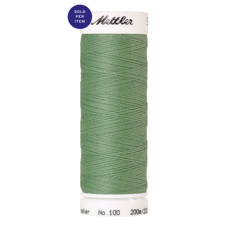 Sewing thread Seralon 0219 Frosted Mint Green