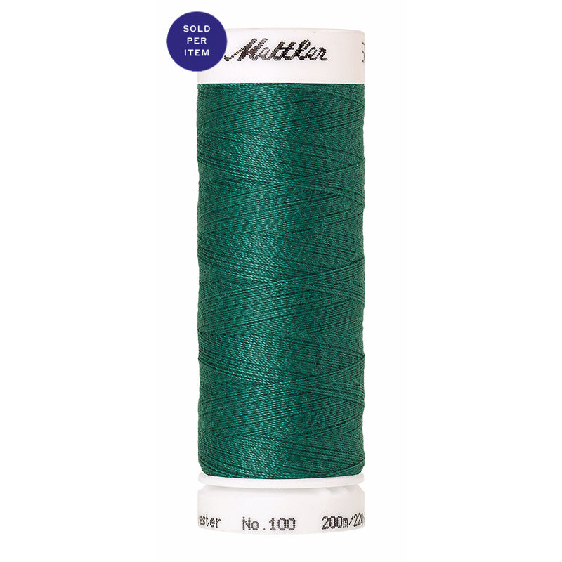 Sewing thread Seralon 0222 Green