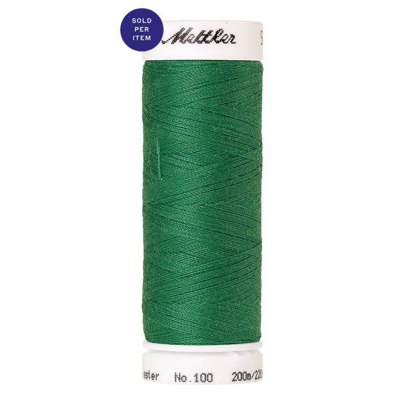 Sewing thread Seralon 0239 Scrub Green