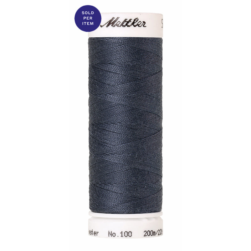 Sewing thread Seralon 0311 Blue Shadow