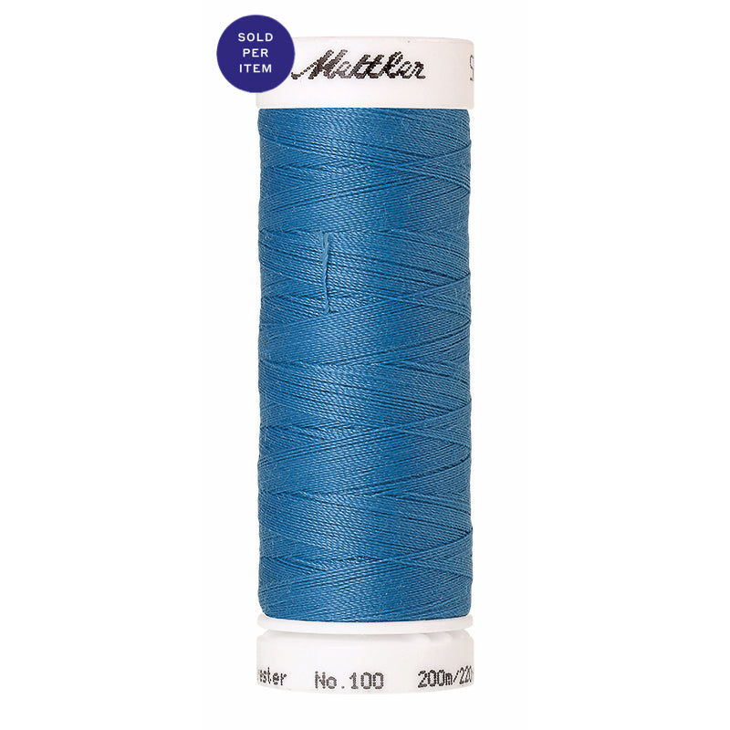Sewing thread Seralon 0338 Reef Blue