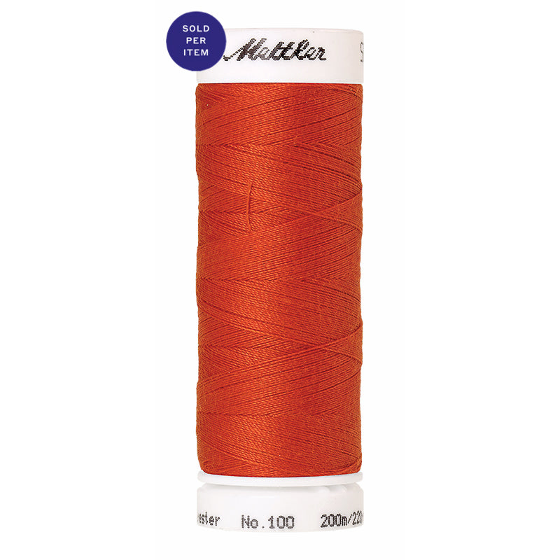 Sewing thread Seralon 0450 Paprika