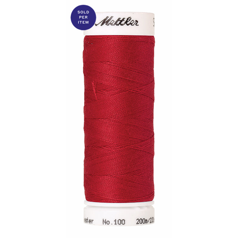 Sewing thread Seralon 0503 Cardinal