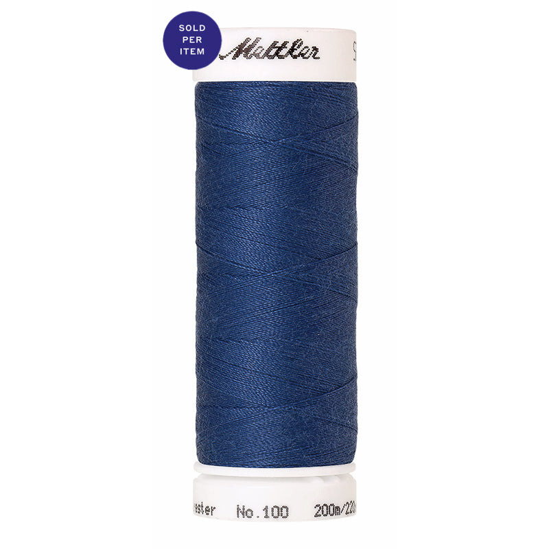 Sewing thread Seralon 0583 Bellflower
