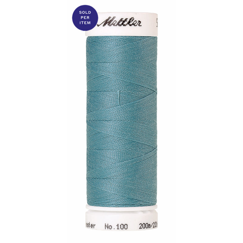 Sewing thread Seralon 0616 Frosted Turquoise