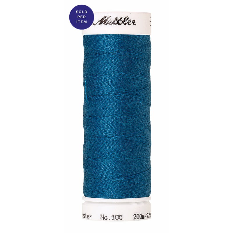 Sewing thread Seralon 0692 Dark Teal