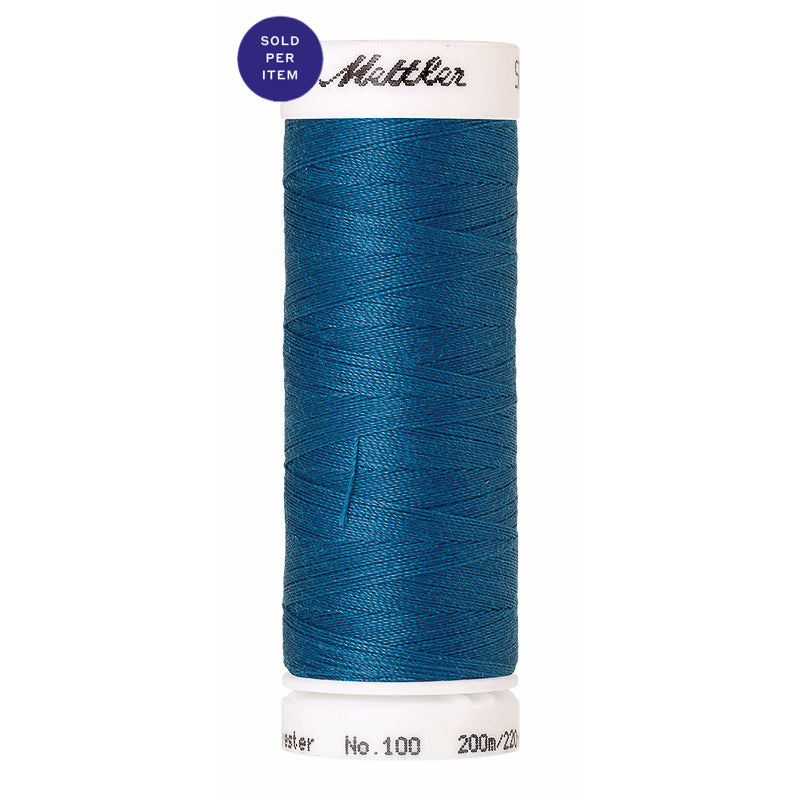 Sewing thread Seralon 0693 Tropical Blue
