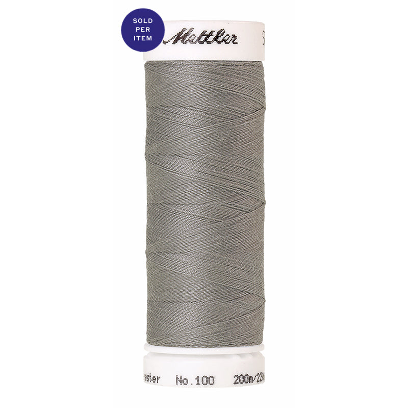 Sewing thread Seralon 0850 Smoke