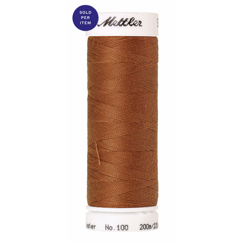 Sewing thread Seralon 0899 Bronze