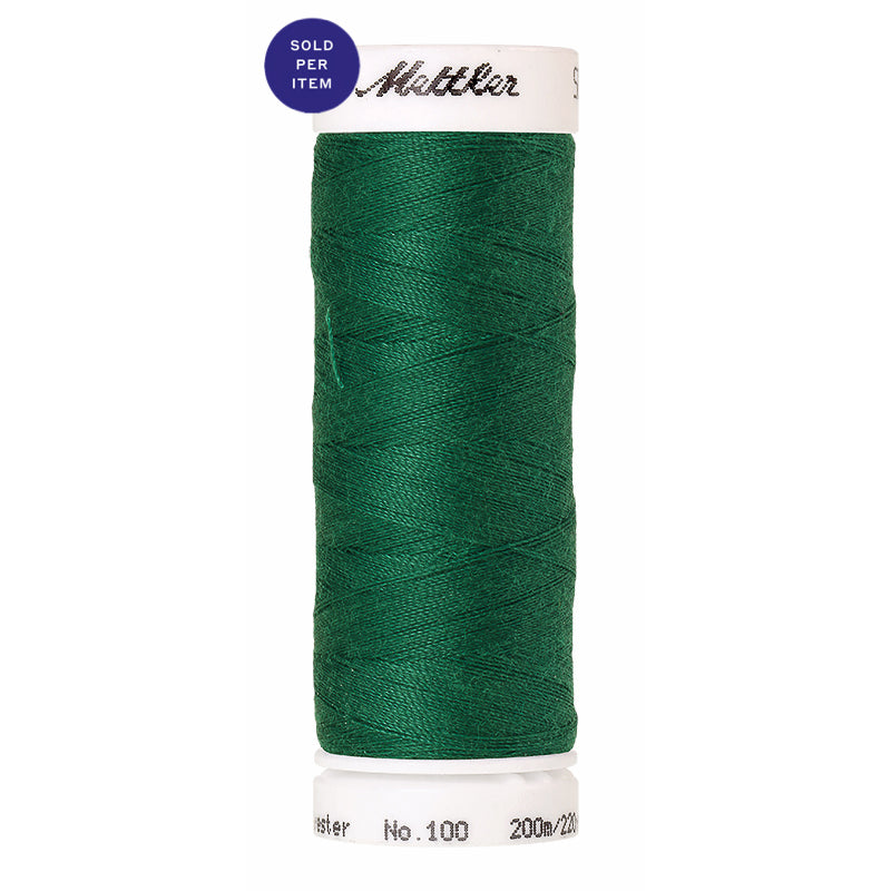 Sewing thread Seralon 0909 Field Green