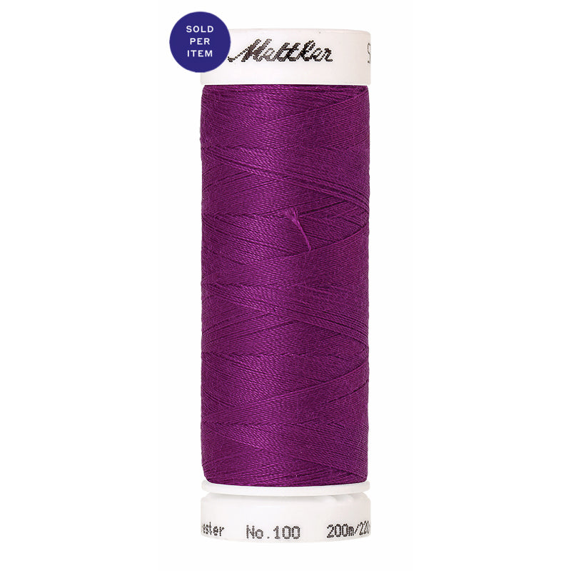 Sewing thread Seralon 1059 Boysenberry