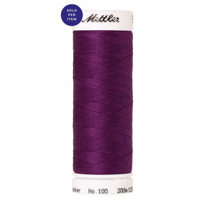 Sewing thread Seralon 1062 Purple Passion