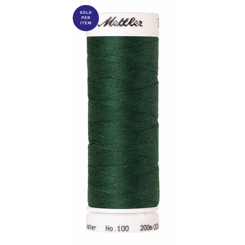 Sewing thread Seralon 1097 Bright Green