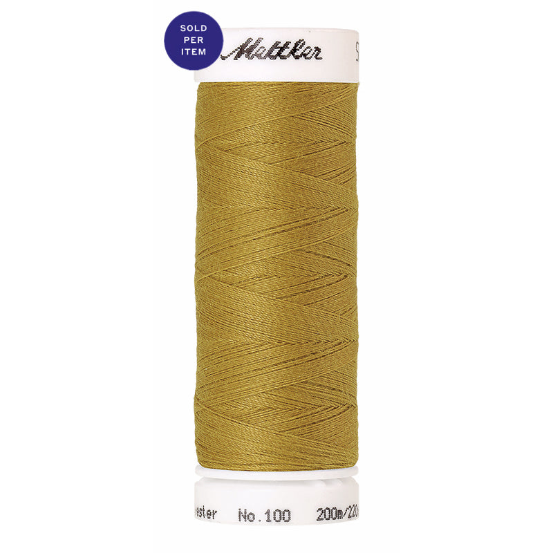 Sewing thread Seralon 1102 Ochre
