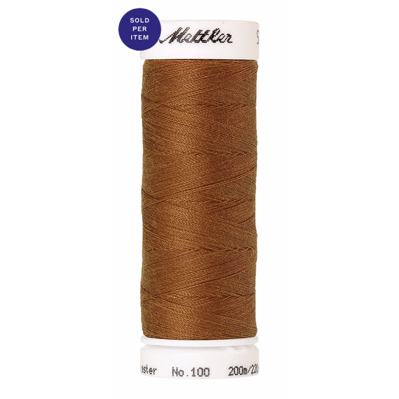 Sewing thread Seralon 1131 Brass