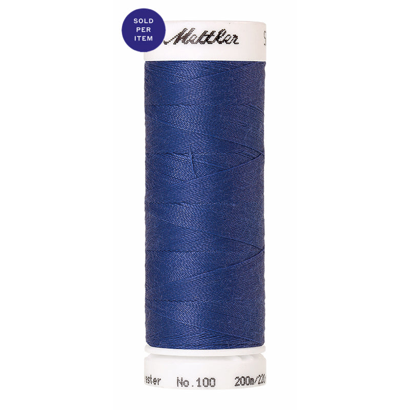 Sewing thread Seralon 1301 Nordic Blue