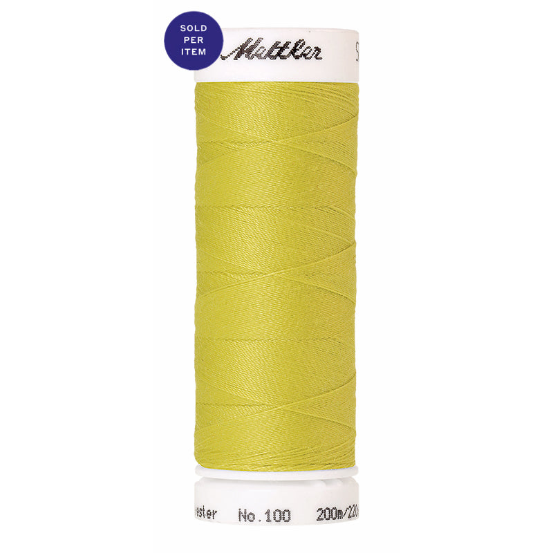 Sewing thread Seralon 1309 Limelight
