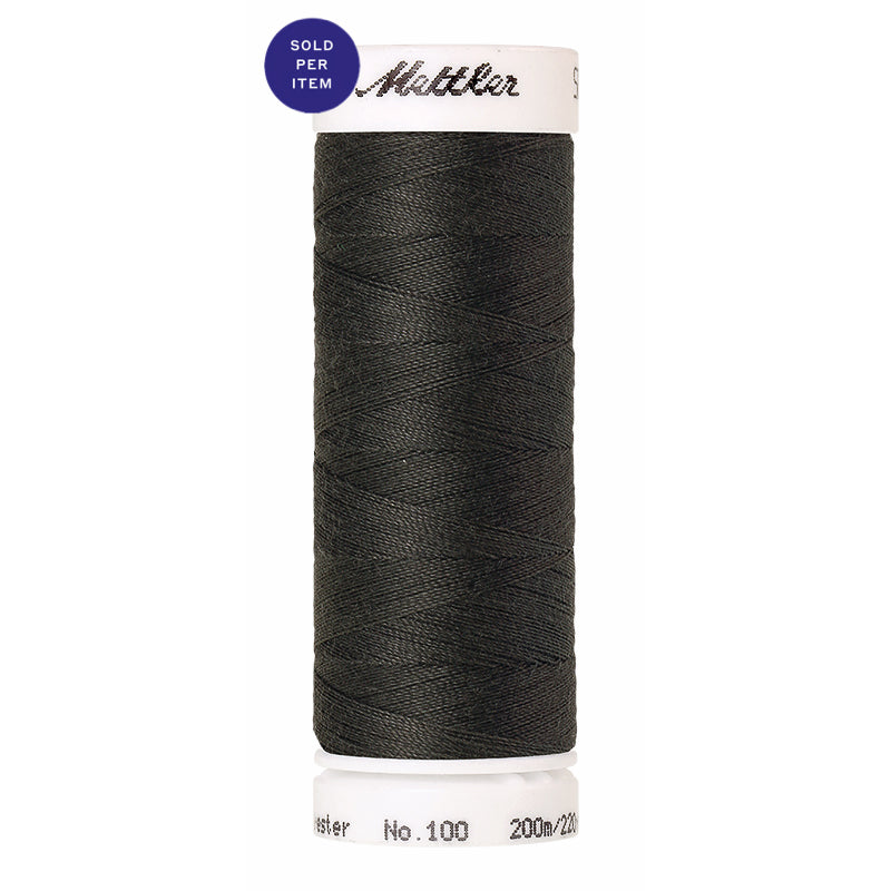 Sewing thread Seralon 1361 Dark Rain Cloud