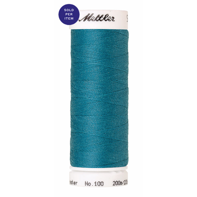 Sewing thread Seralon 1394 Caribbean Blue