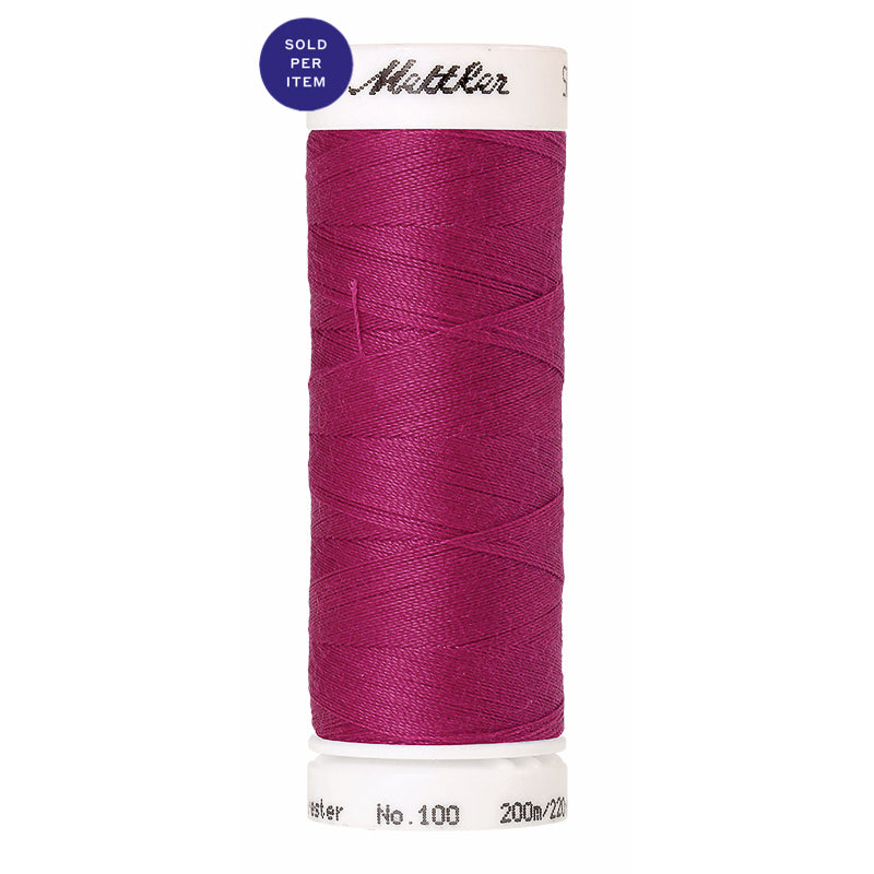 Sewing thread Seralon 1417 Peony