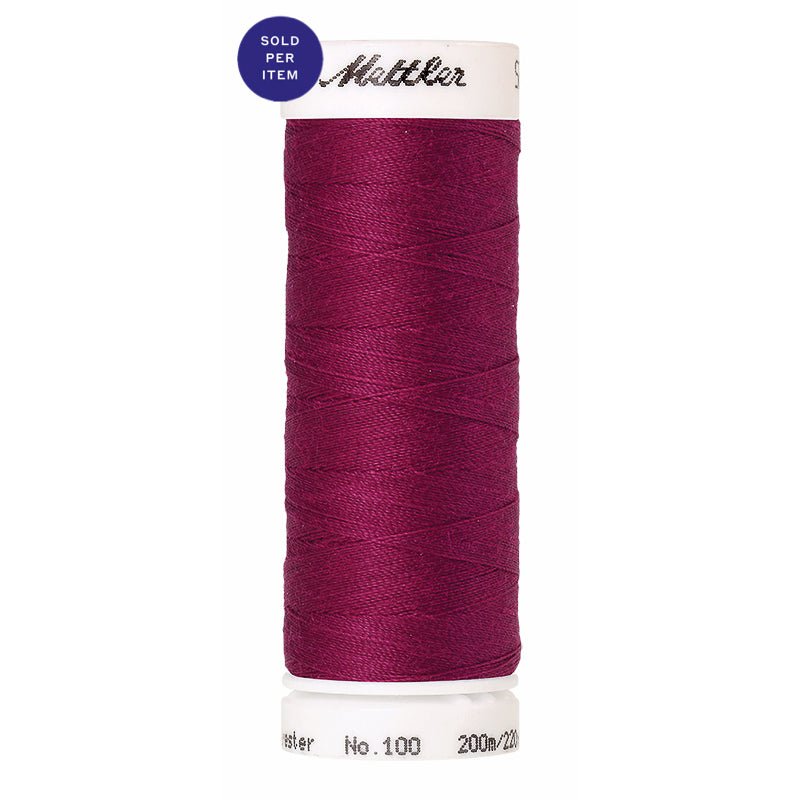 Sewing thread Seralon 1418 Cerise
