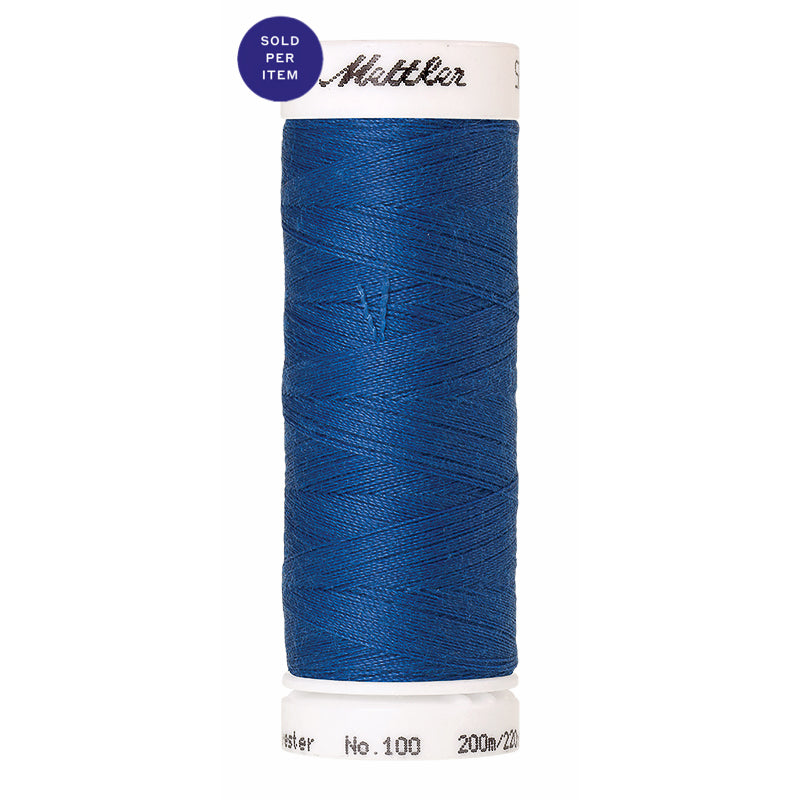 Sewing thread Seralon 1463 Blue