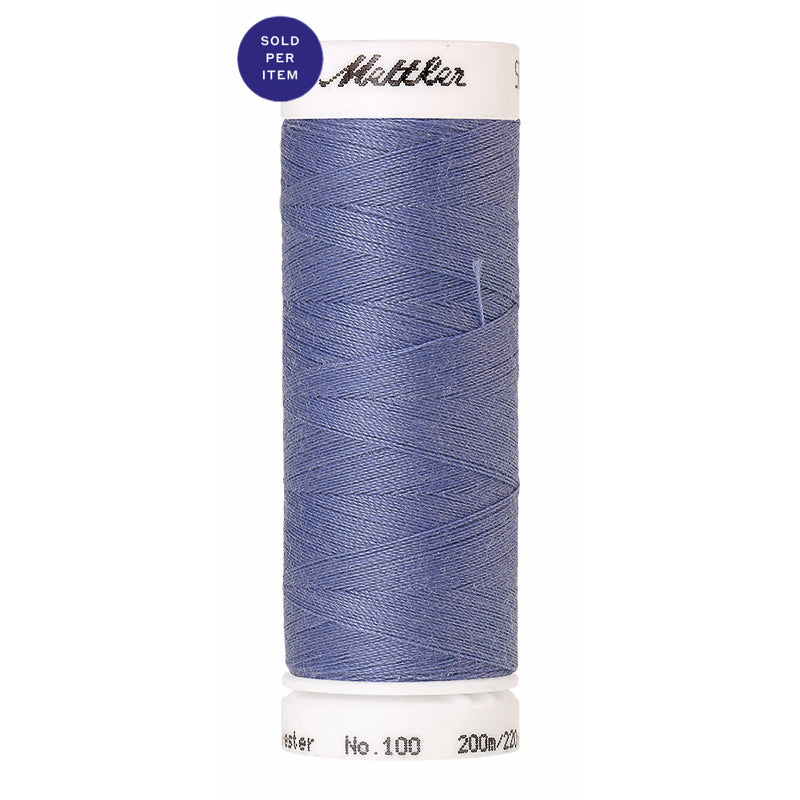 Sewing thread Seralon 1466 Cadet Blue
