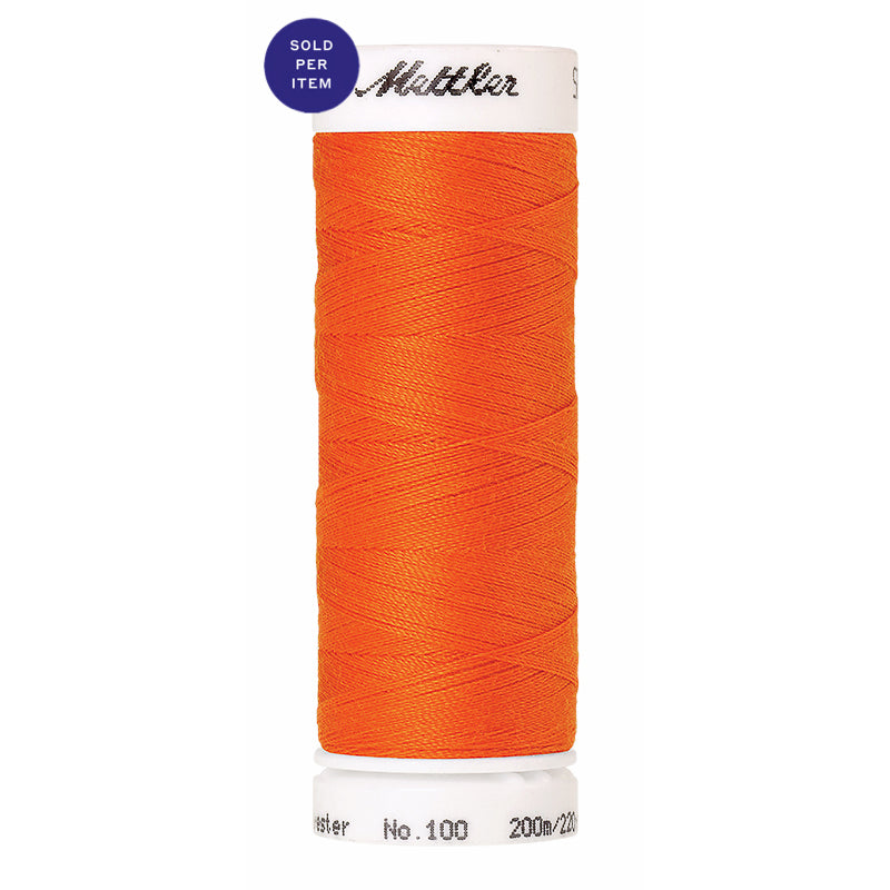 Sewing thread Seralon 2260 Hunter Orange