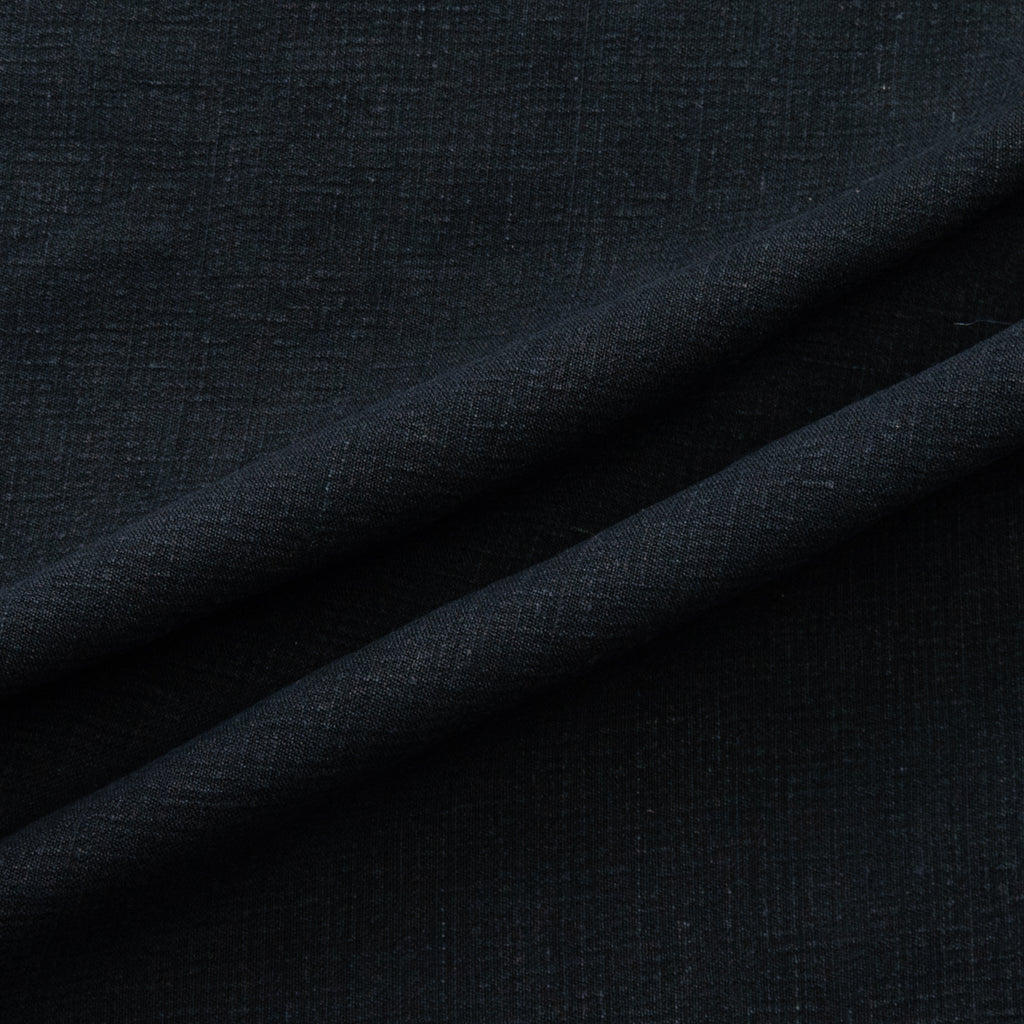 Jaan Grey Italian Cotton Linen