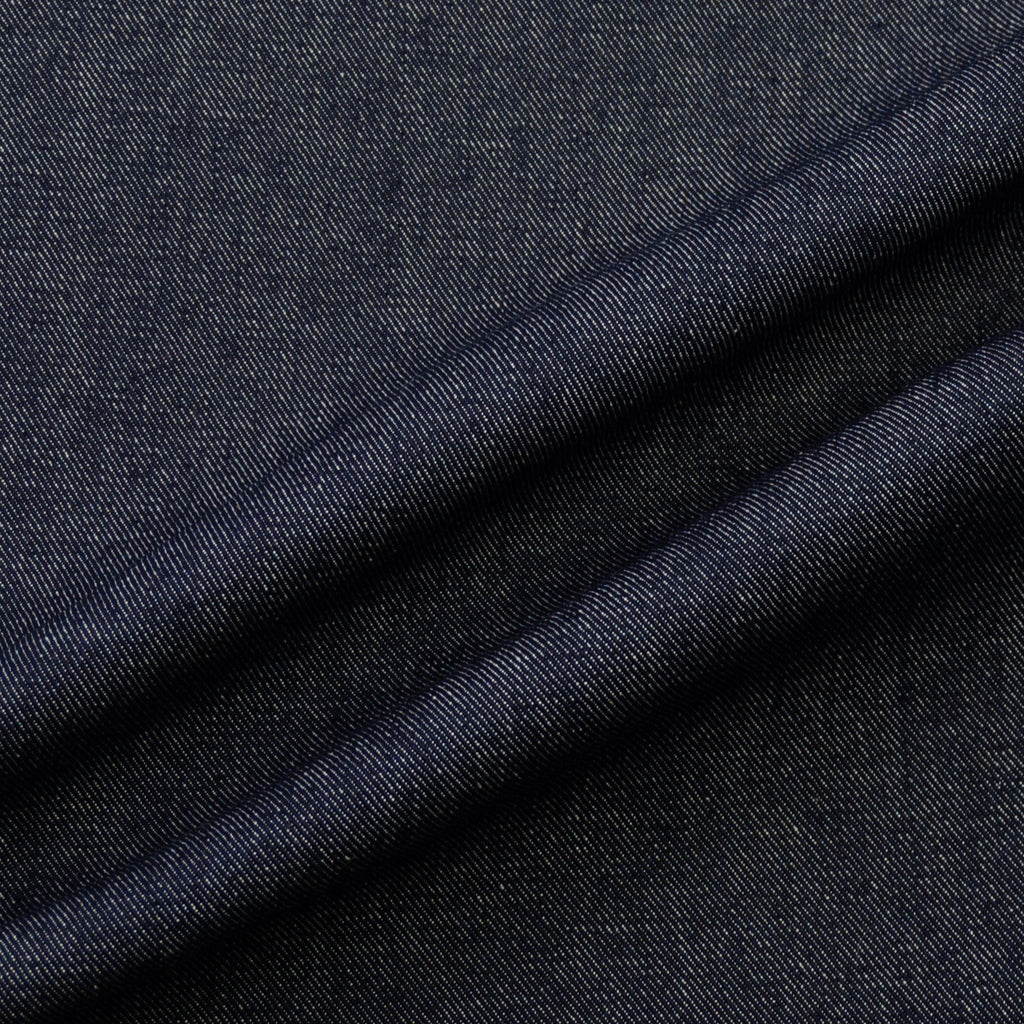 Abcia Navy Cotton Denim