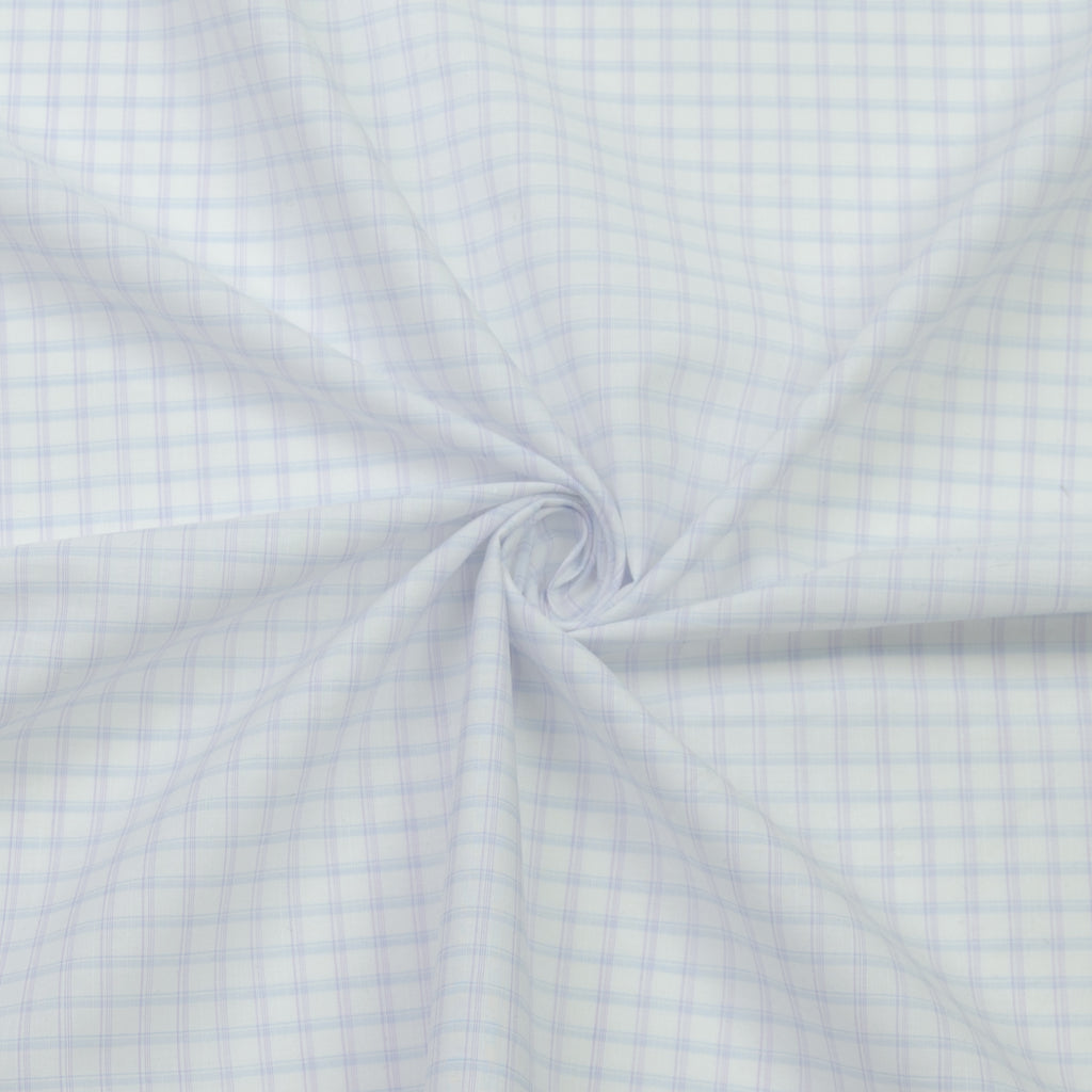 Waiola Pastel Miniture Windowpane Cotton