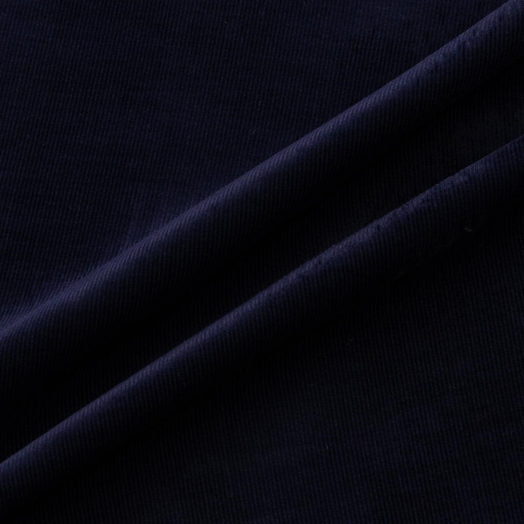 Ellema Navy Cotton Corduroy