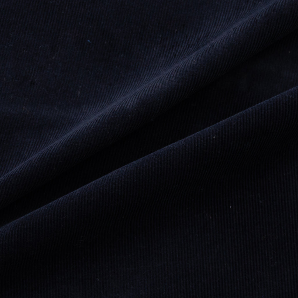Ekewaka Navy Cotton Corduroy