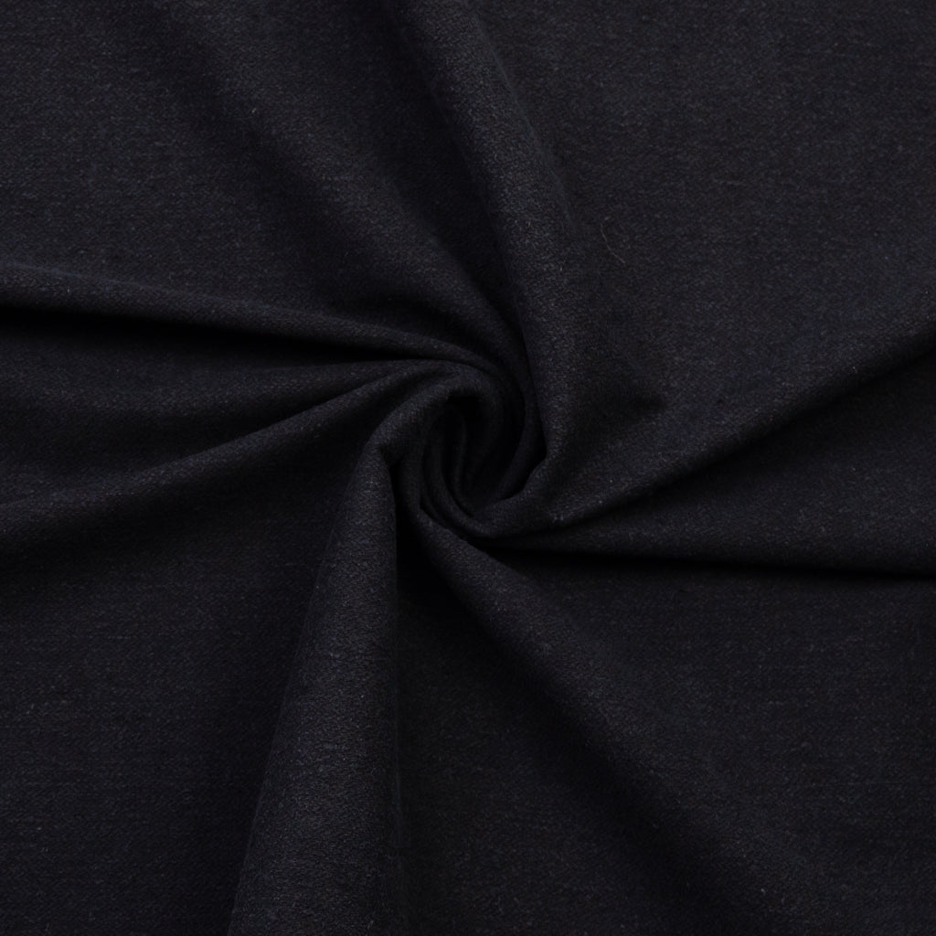 Jacoba Anthracite Silk Cotton