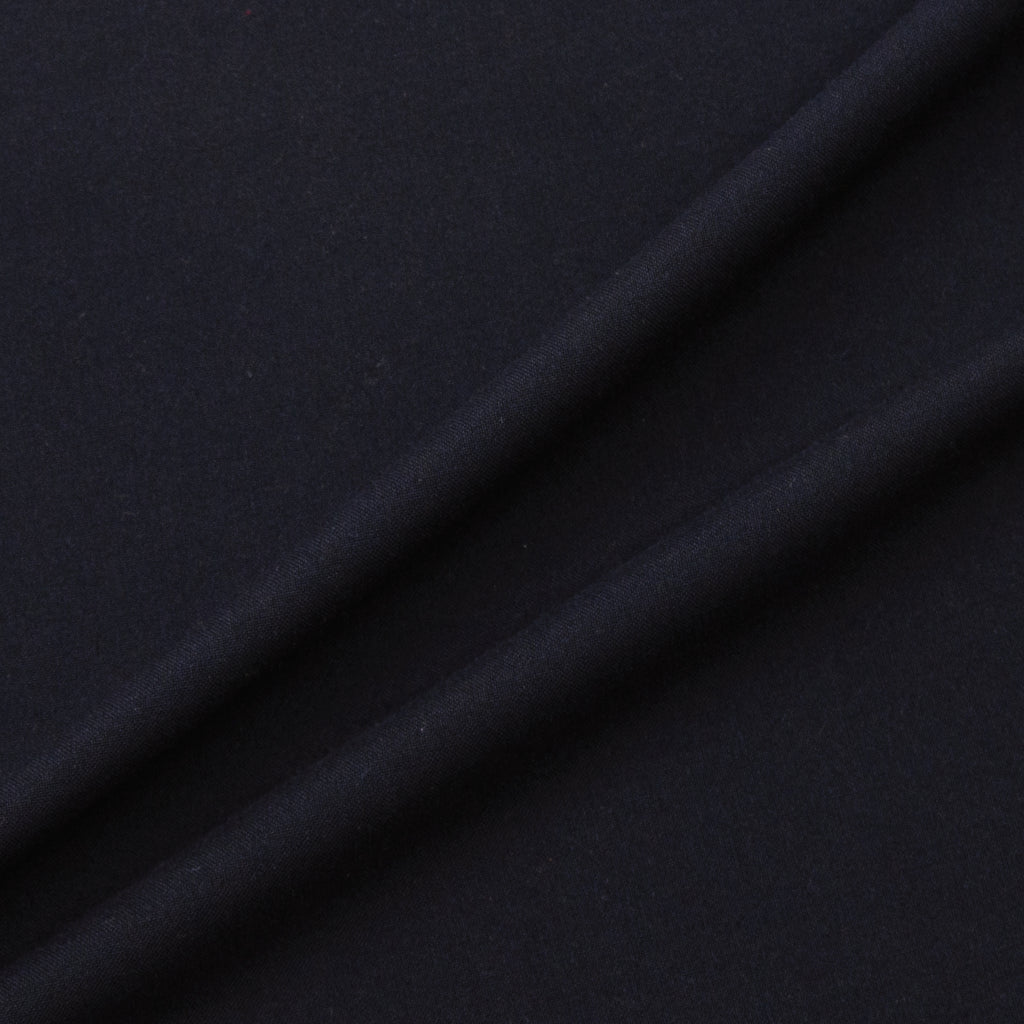 Bahari Dark Blue Wool Blend