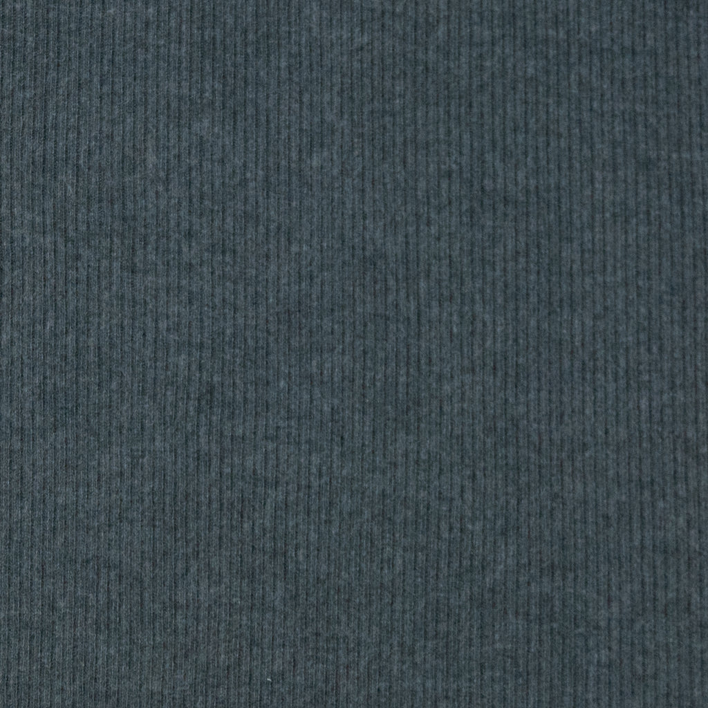 Adman Grey Cotton Rib Jersey