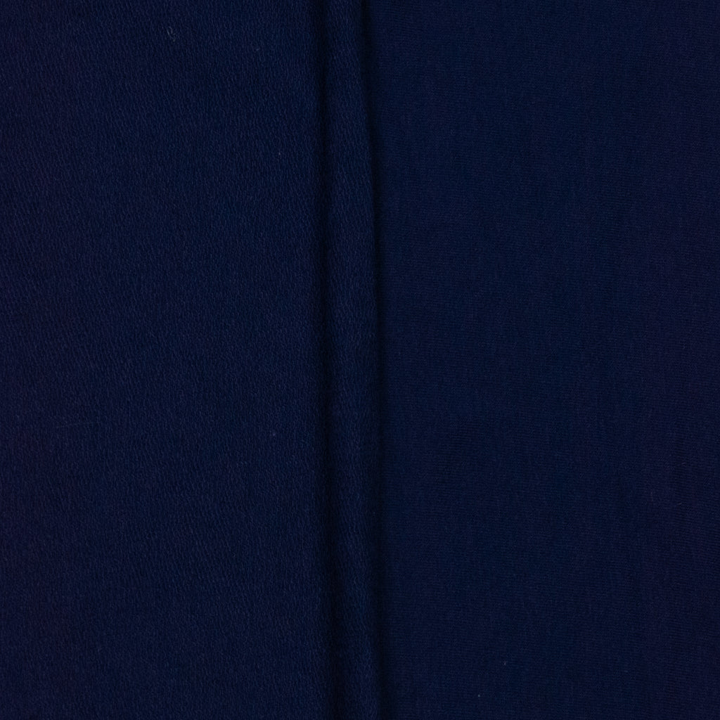 Mia Navy Stretch Jersey Cotton