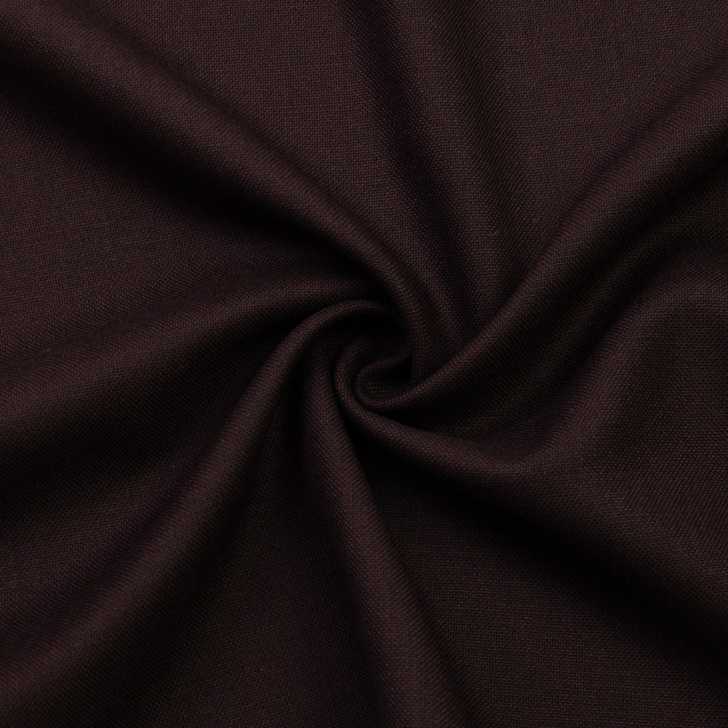 Vasant Brown Plum Wool