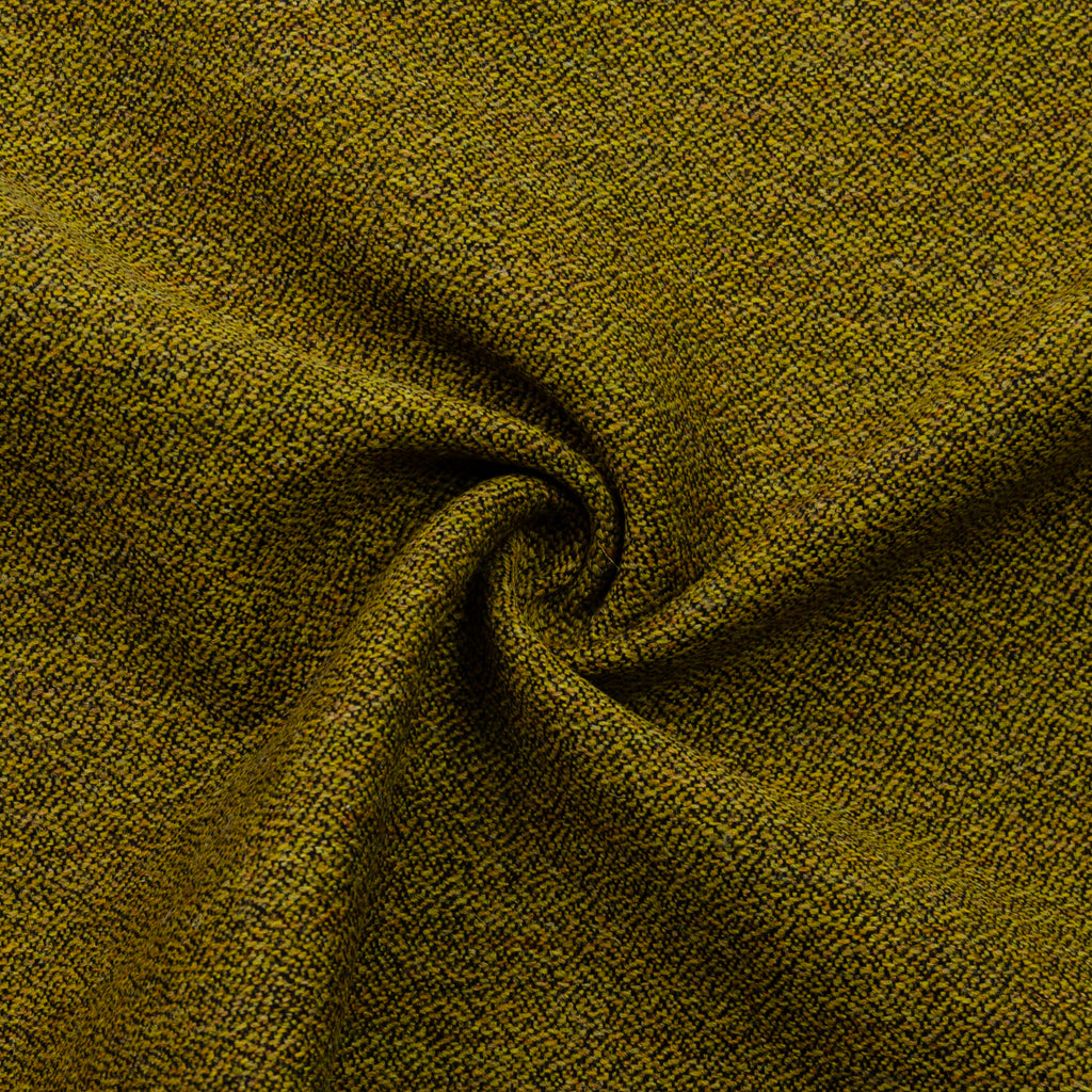 Backer Black Yellow Wool Blend