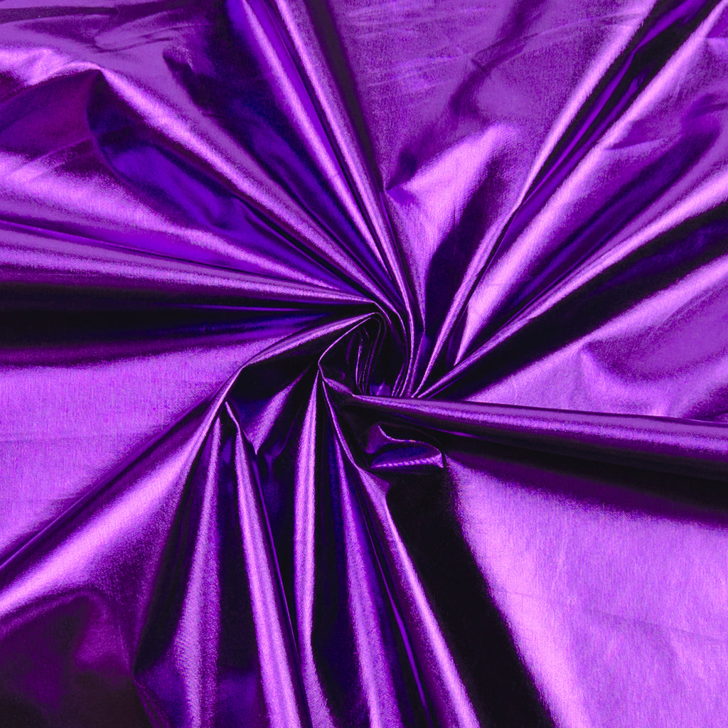 Precia Purple Coated Cotton
