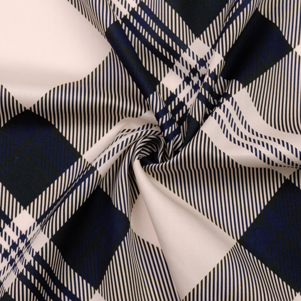 David Plaid Cotton