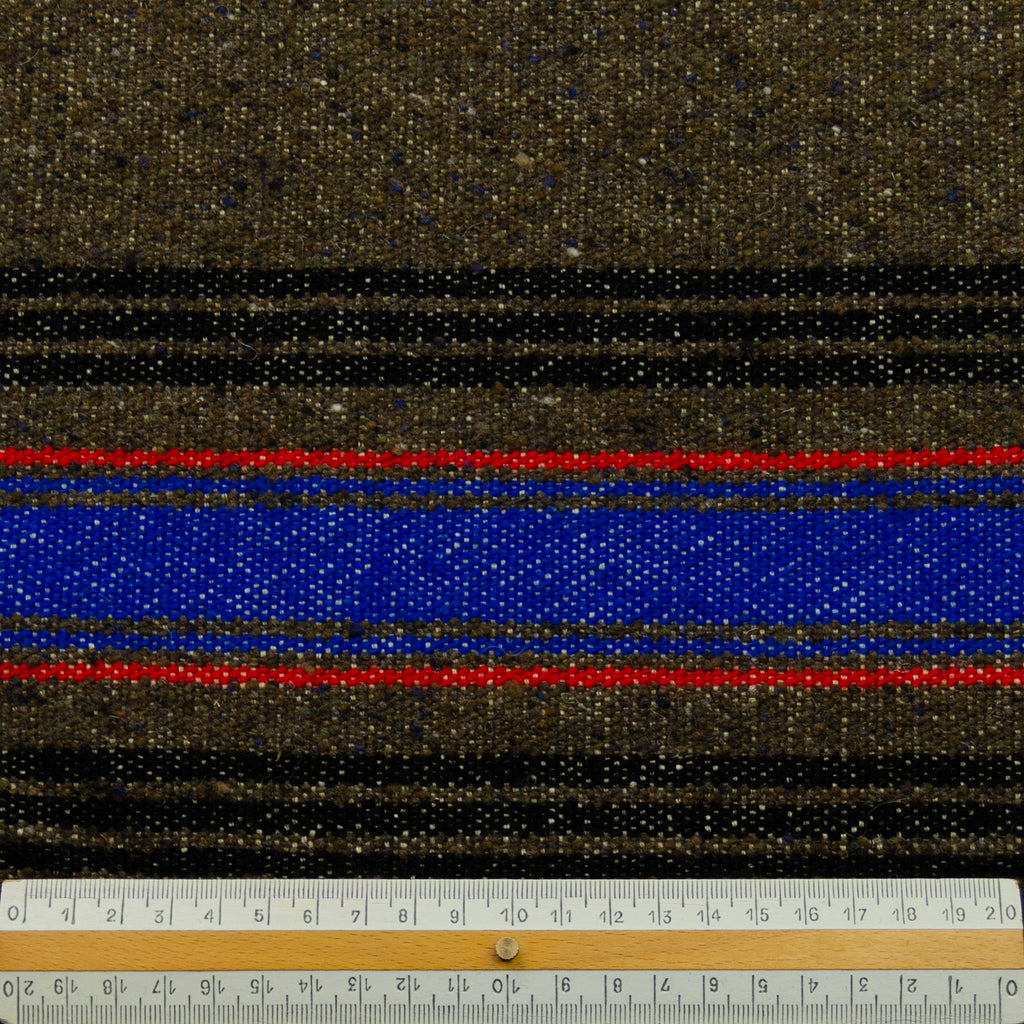 Gafna Stripe Wool Blend (PANEL)